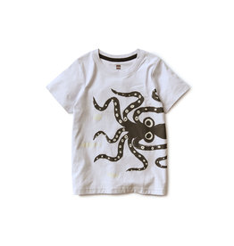Tea Collection Tangled Octopus UV Tee