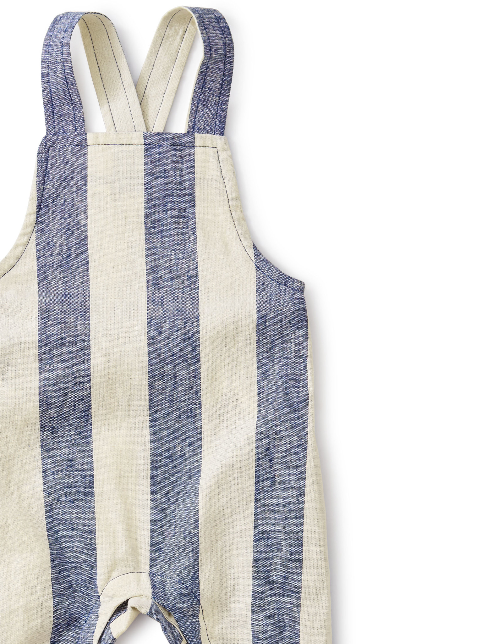 Tea Collection Striped Overall