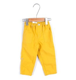 Bit'z Kids Yellow Roll Up Pants