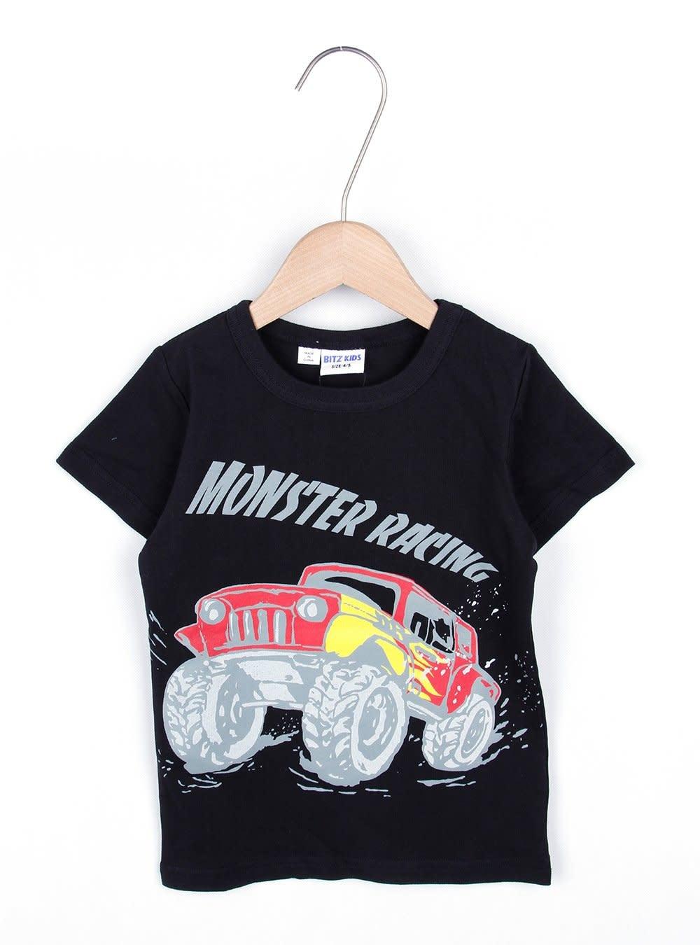 Bit'z Kids Monster Truck Tee