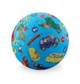 "Crocodile Creek 5"" Playground Ball - Richard Scarry Cars and Trucks"