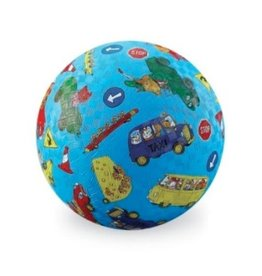 "Crocodile Creek 5"" Playground Ball - Richard Scarry Cars and Trucks"