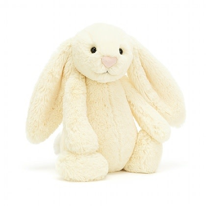 Jellycat Bashful Buttermilk Bunny - Medium