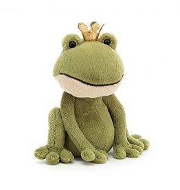 Jellycat Smaller Felipe Frog Prince