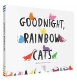 Chronicle Books Goodnight Rainbow Cats