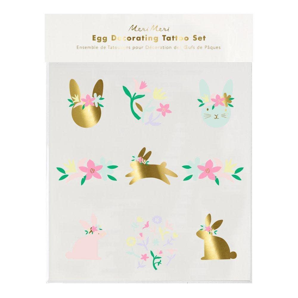 Meri Meri Egg Decorating Tattoo Kit