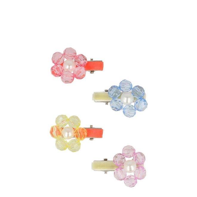 Meri Meri Flower Jewel Hair Clips