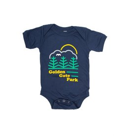 Culk Golden Gate Park Onesie