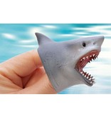 Schylling Shark Baby Finger Puppet