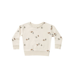 Rylee & Cru Natural Surfer Sweatshirt
