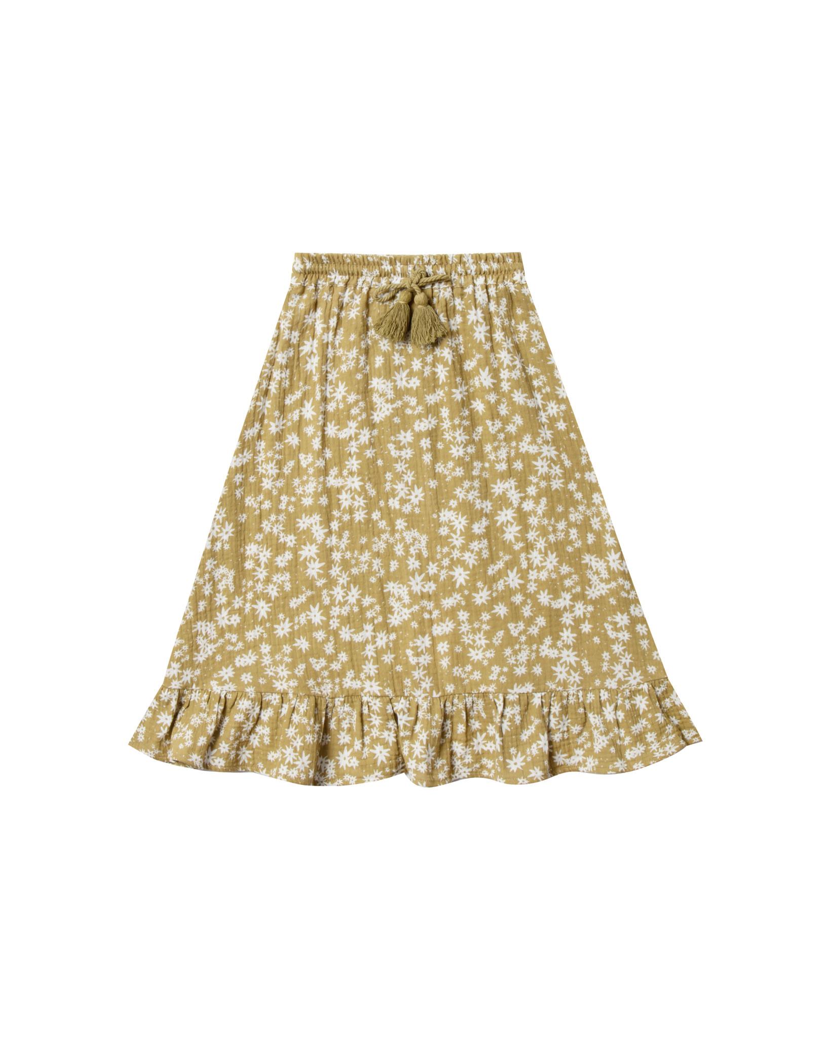 Rylee & Cru Midi Skirt