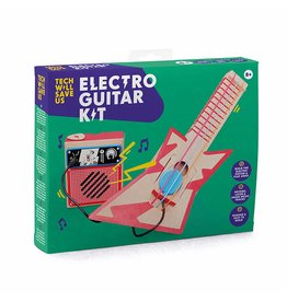Tech Will Save Us Electric Guitar Kit