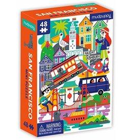 Chronicle Books San Francisco Mini Puzzle