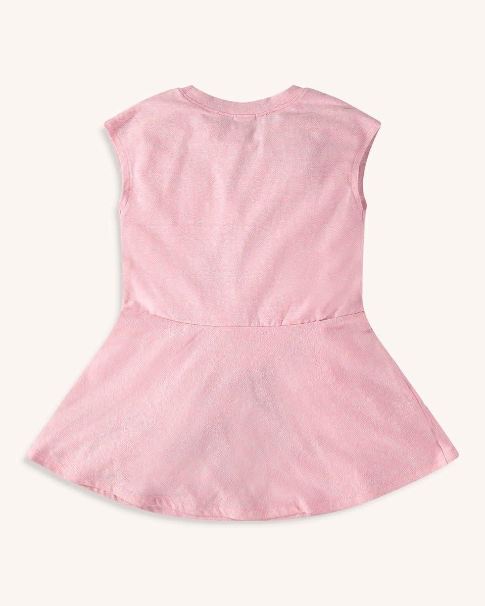 Splendid Barefoot Pink Dress