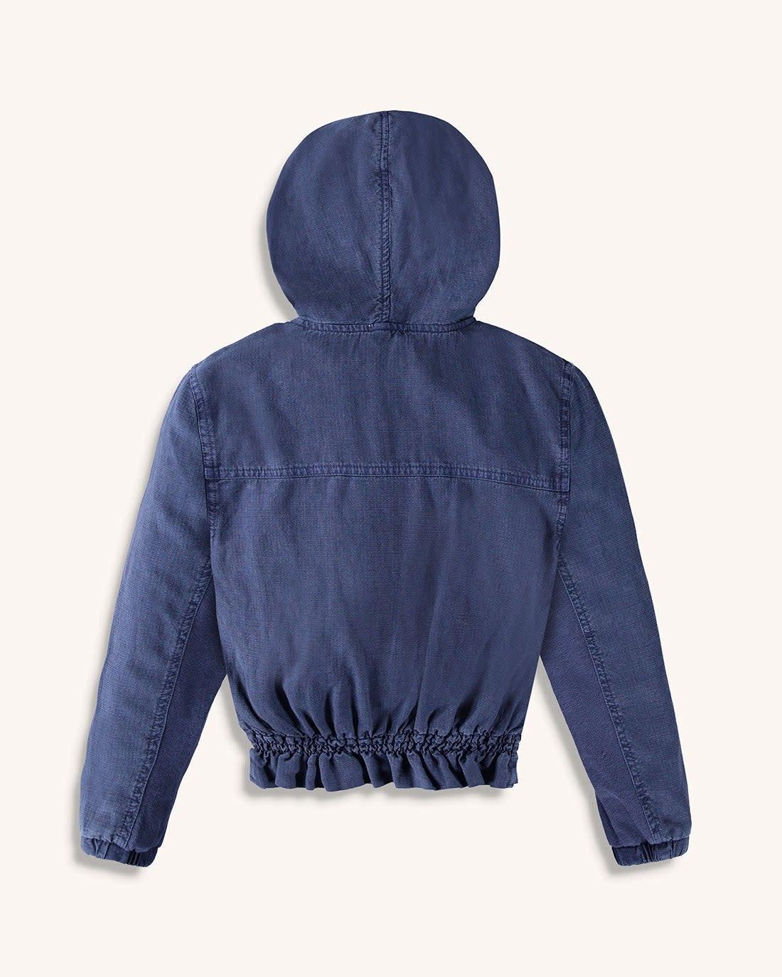 Splendid Denim Twill Jacket