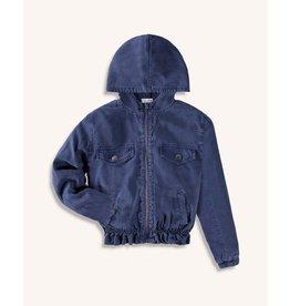 Splendid Indigo Twill Jacket