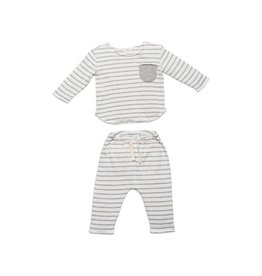 EGG by Susan Lazar Bobbi Stripe Set