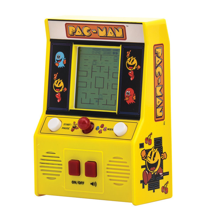 Schylling Pac-Man Retro Game