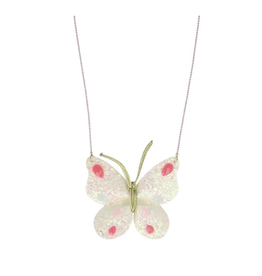 Meri Meri Glitter Butterfly Necklace