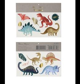 Meri Meri Dinosaur Kingdom Tattoos