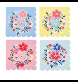 Meri Meri Bright Floral Napkins