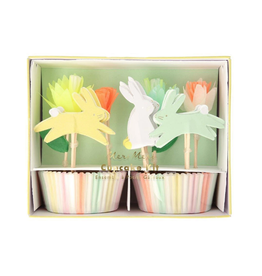 Meri Meri Bunny Cupcake Kit
