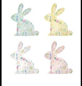 Meri Meri Wildflower Bunny Plates