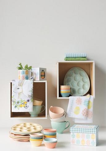 Now Designs Cloud Baking Cup Set/6