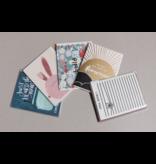 Orange Bird 5-Pack of Cards