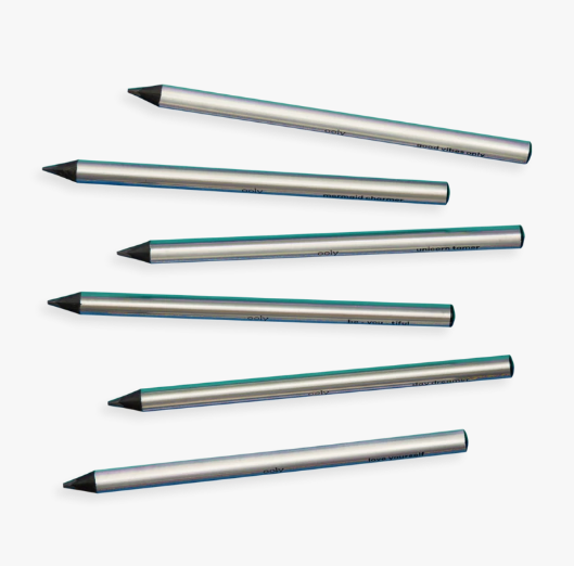 Ooly Holla! Graphic Graphite Pencils
