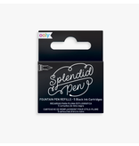 Ooly Splendid Fountain Pen Ink Refills - Black (Set of 5)