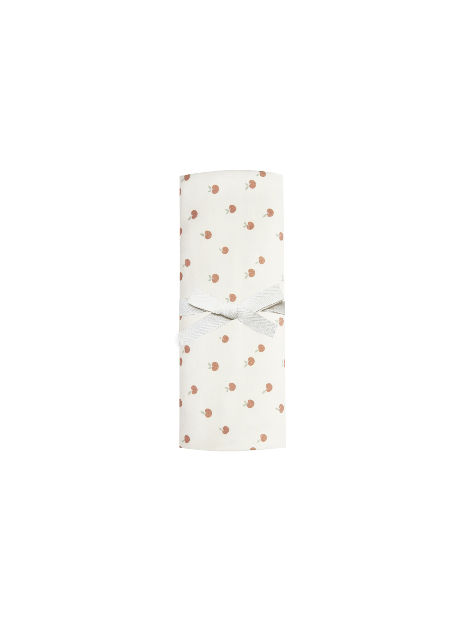 Quincy Mae Swaddle Blanket - Apples