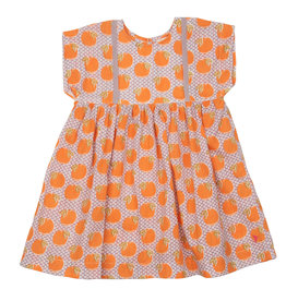 Pink Chicken Stacey Dress - Oranges