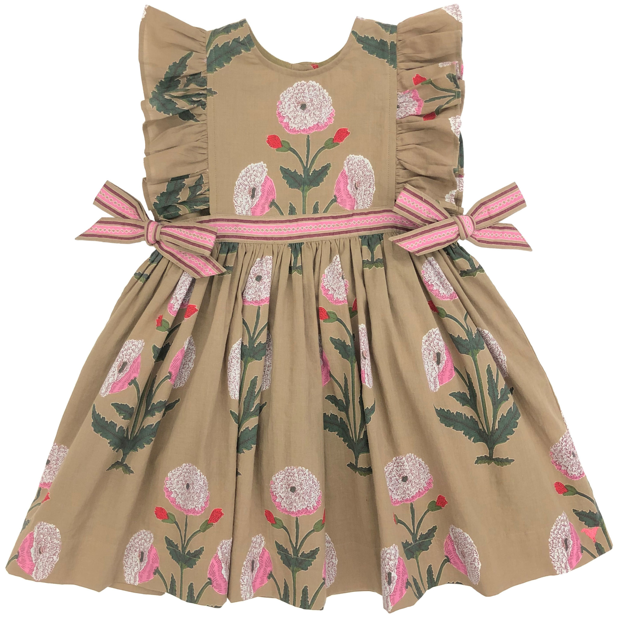 Pink Chicken Amy Dress - Elmwood