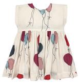 Pink Chicken Adaline Baby Dress - Balloons