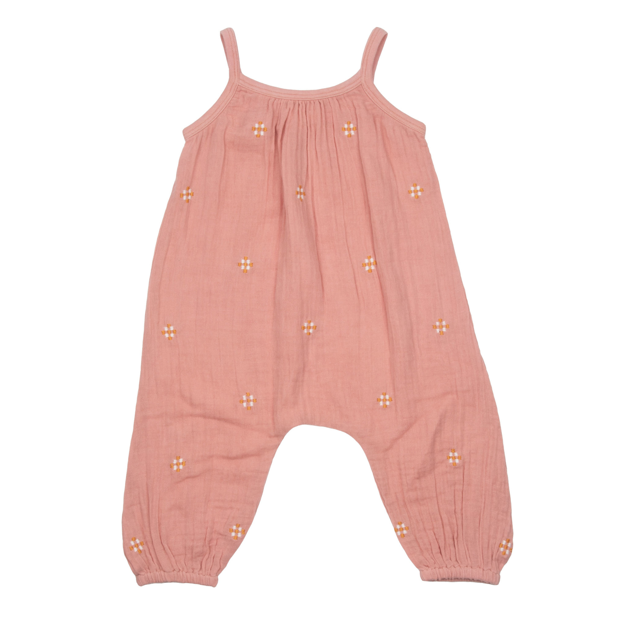 Pink Chicken Kelby Baby Jumper