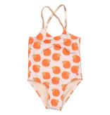 Pink Chicken Belle Baby Swim Suit