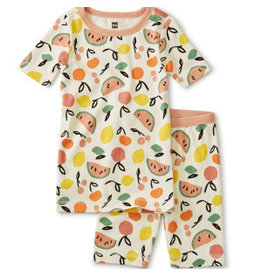 Tea Collection Fruit Pajamas