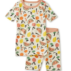 Tea Collection Fruit Pajamas