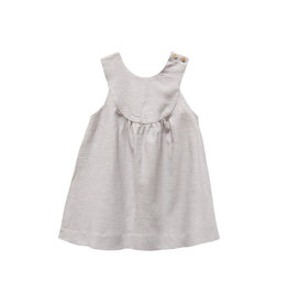 Go Gently Nation Poppy Dress - Gray