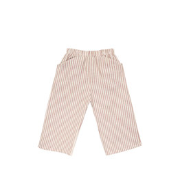 Go Gently Nation Culotte Pant - Stripe