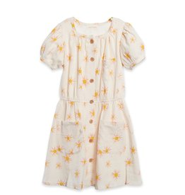 Siaomimi Lucca Dress - Cream Sun