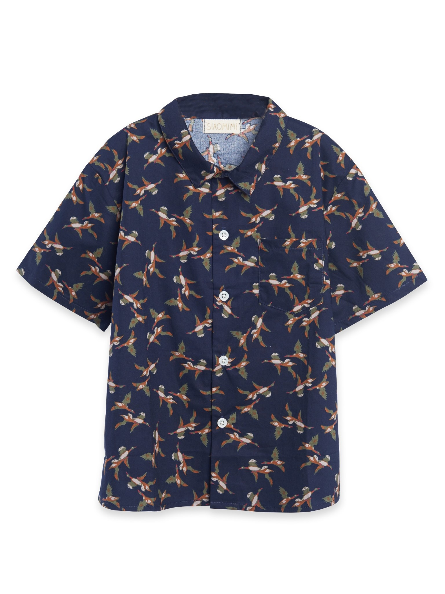 Siaomimi Bird Shirt