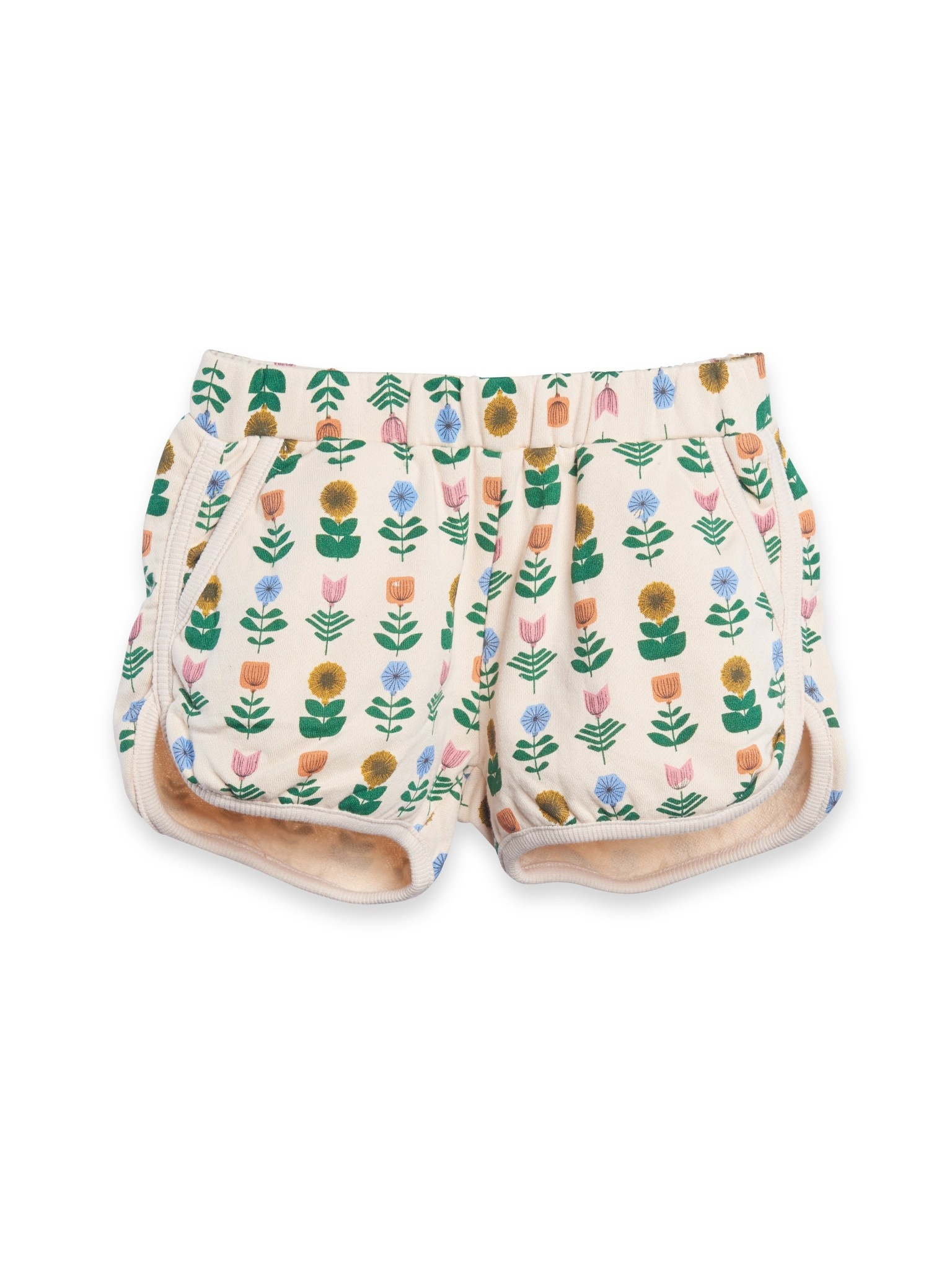 Siaomimi Gym Shorts - Floral