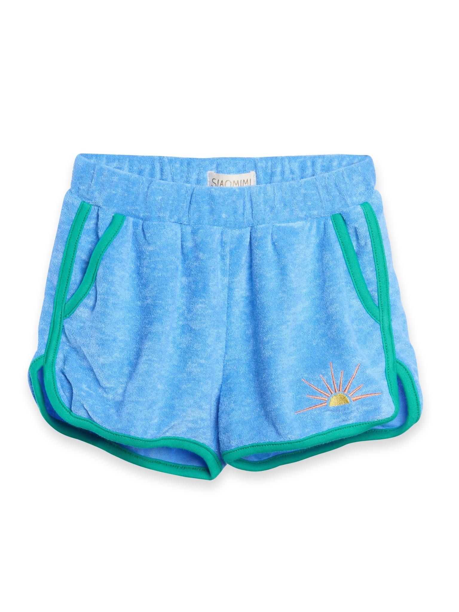 Siaomimi Gym Shorts - Sky