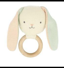 Meri Meri Bunny Baby Rattle