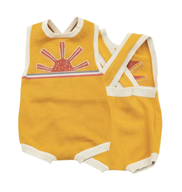 Angel Dear California Dreaming Vintage Sunsuit