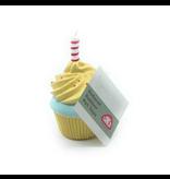 Lanco Toy Birthday Cupcake Dog Toy