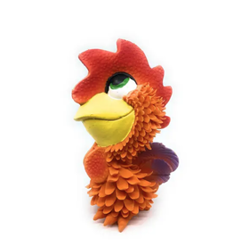 Lanco Toy Rooster Dog Toy