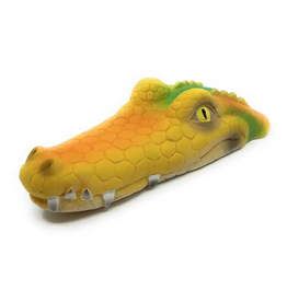 Lanco Toy Alligator Dog Toy